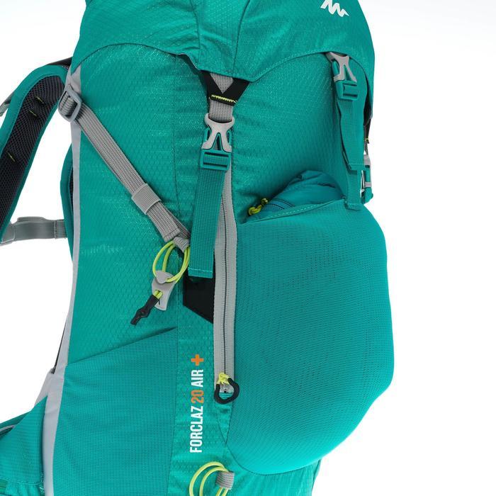 Wandelrugzak MH500 20 liter voor dames groen - 1110224