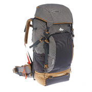 Escape 50 Litre Men's Lockable Trekking Backpack - Grey