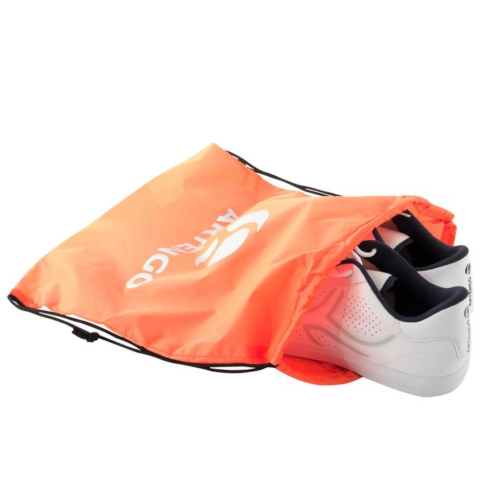 Schuhtasche orange