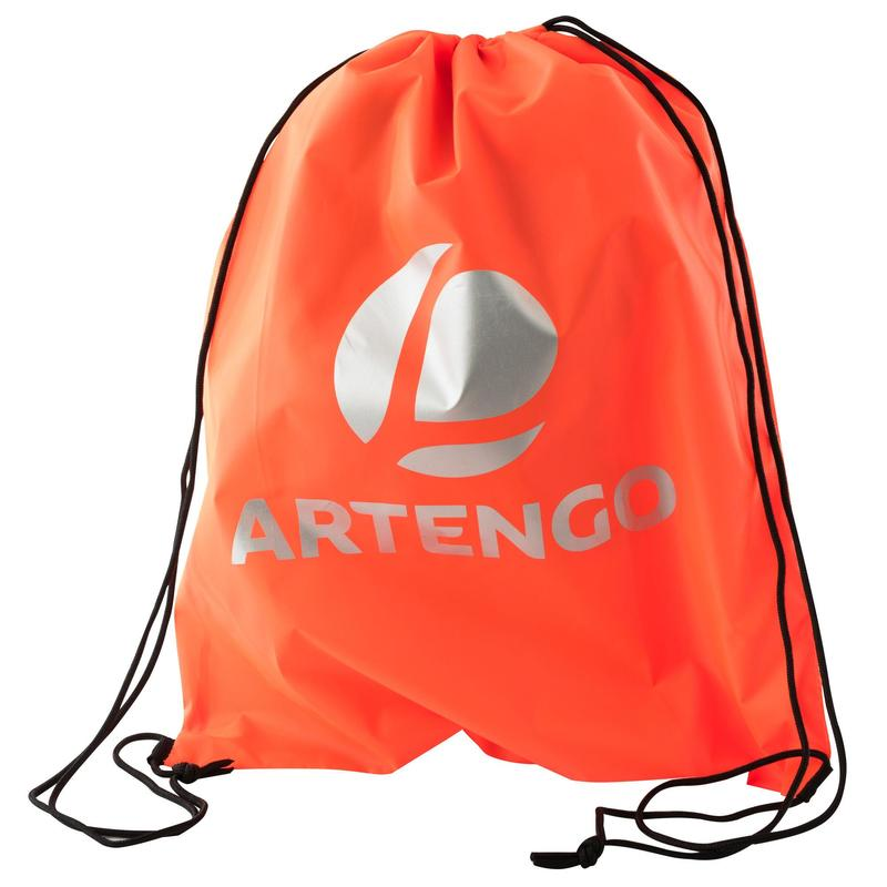 Shoe Bag - Orange