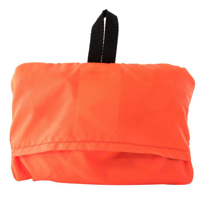 Schuhtasche orange