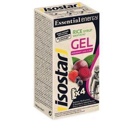Energiegel Essential Energy rode biet zwarte bes 4x 30 g