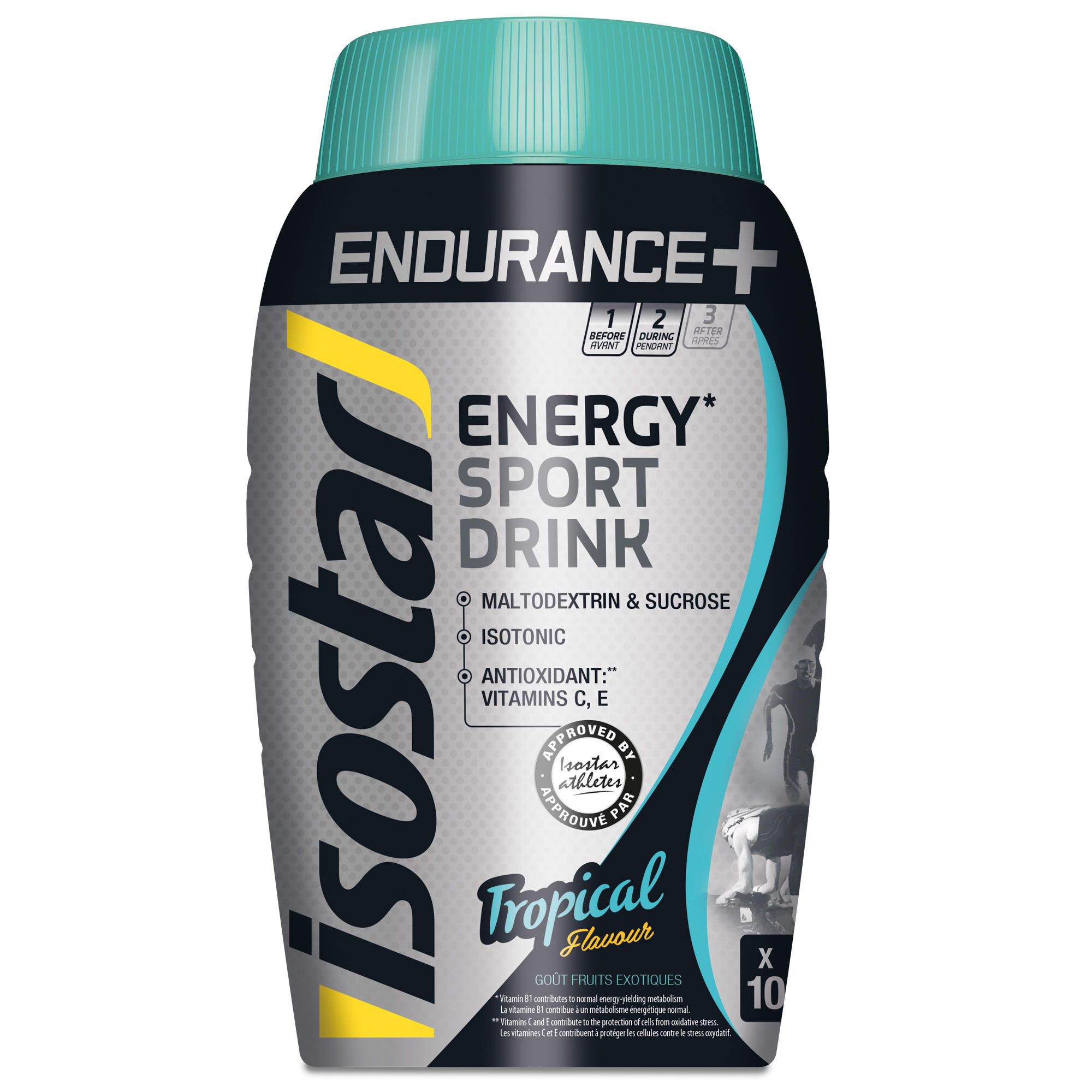 LongEnergy SportDrink Tropical