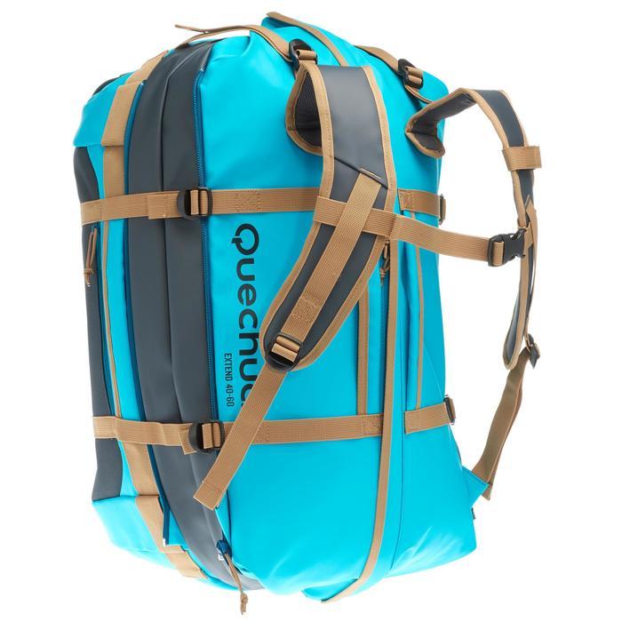 Transporttasche Reisetasche Extend 40/60Liter blau