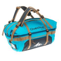 Trekkingtasche Duffel Extend 40/60 Liter blau