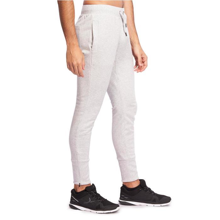 Pantalon skinny Gym & Pilates homme - 1111637