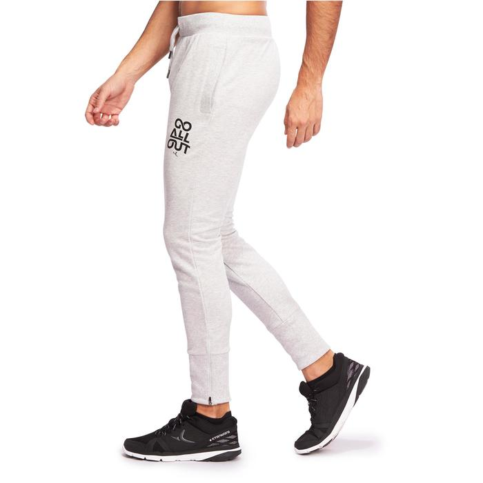 Pantalon skinny Gym & Pilates homme - 1111641