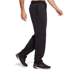 標準剪裁健身長褲920 - 黑色