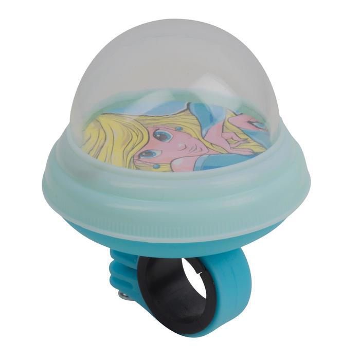Fahrradklingel Dome Blue Princess Kinder