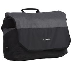 900 Messenger Bag - Black/Grey