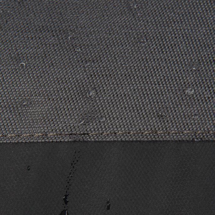 Fietstas 900 zwart-grijs