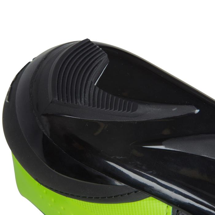 Fietsschoenen 500 ZWART/GEEL