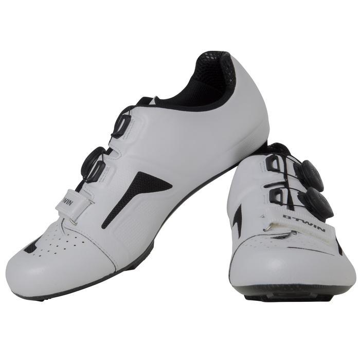Chaussures vélo 900 AEROFIT blanc