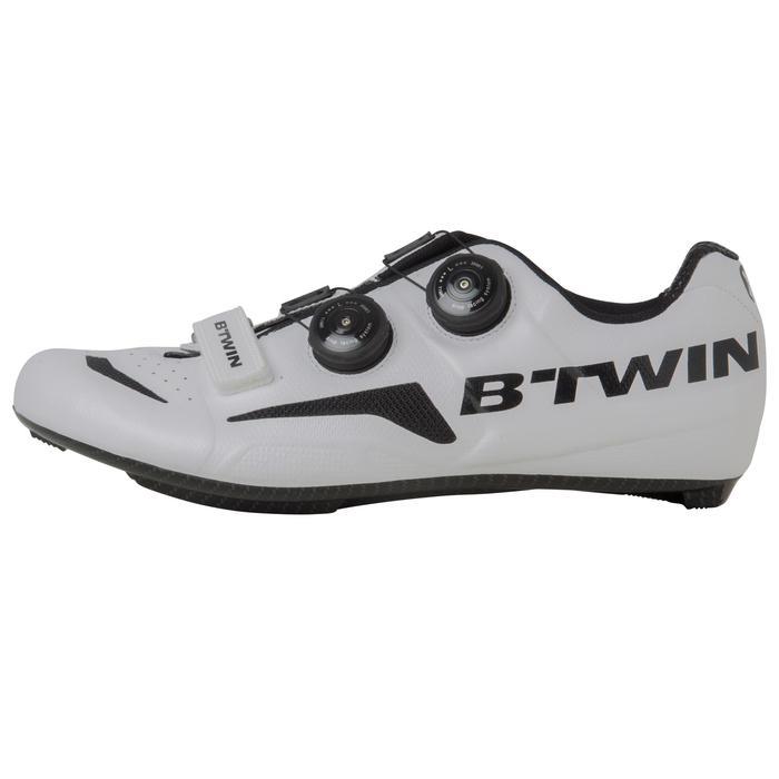 Zapatillas ciclismo 900 AEROFIT blanco
