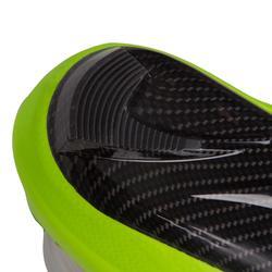Fietsschoenen 900 Aerofit fluogeel
