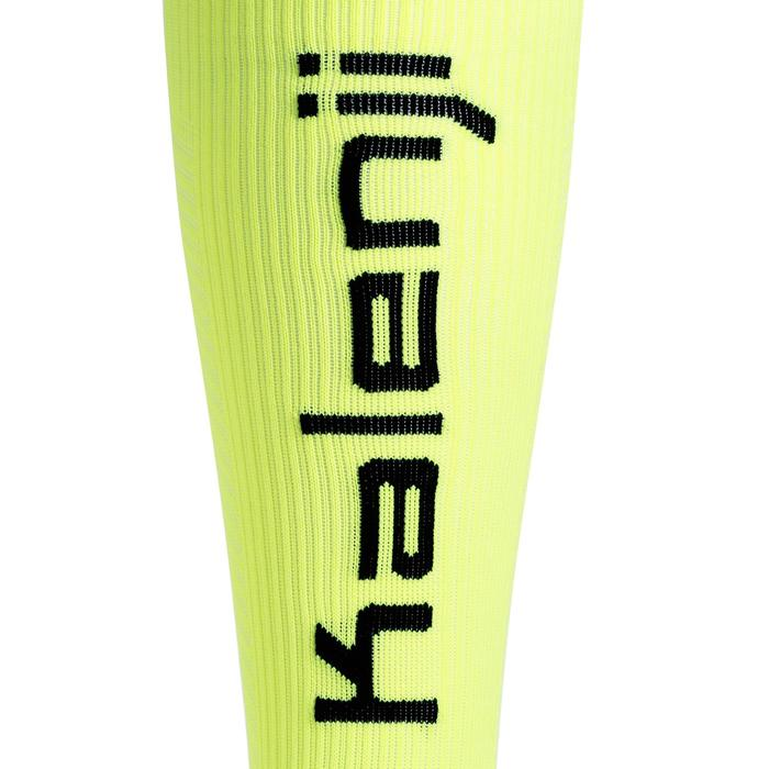 CALCETINES de COMPRESIÓN de RUNNING KANERGY AMARILLO