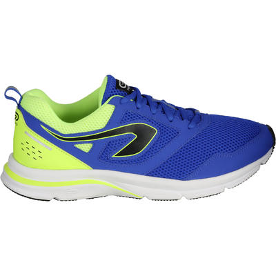 RUN ACTIVE MEN'S RUNNING SHOES - BLUE