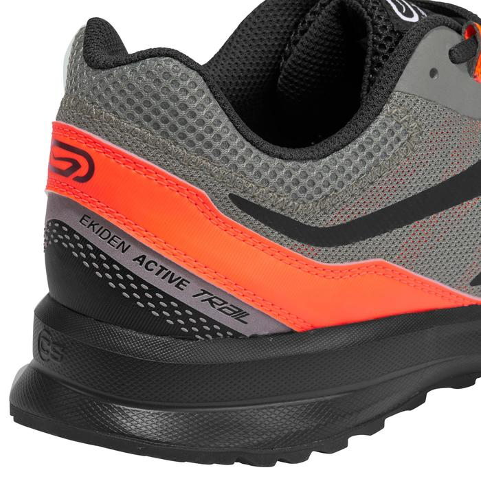 CHAUSSURE COURSE A PIED HOMME RUN ACTIVE GRIP - 1112366
