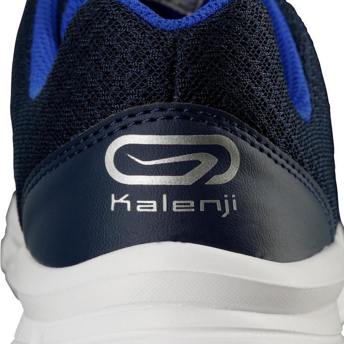 Zapatillas Atletismo Running Kalenji Ekiden One Niños Azul Marino