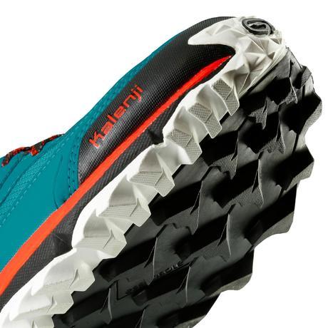 Chaussures trail running kiprun trail xt6 homme bleu kalenji - Chaussure de securite homme decathlon ...