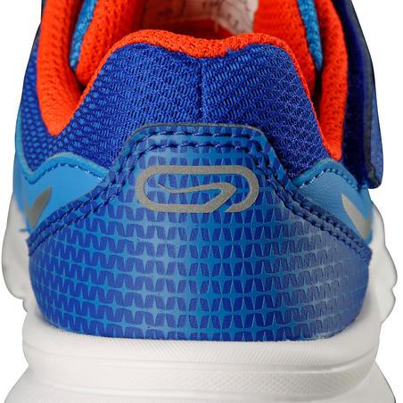 Ekiden Active Scratch Children's Running Shoes - Blue/Red