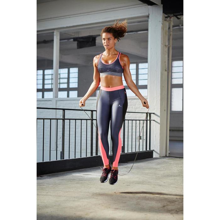 Fitnesslegging Energy+ voor dames, voor cardio - 1113203