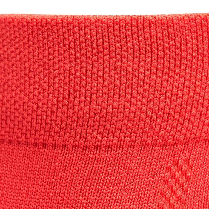 Chaussettes vélo ROADR 500 rouge fluo