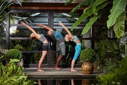 Fitnessbeha Confort+ voor dames gemêleerd - 1113511