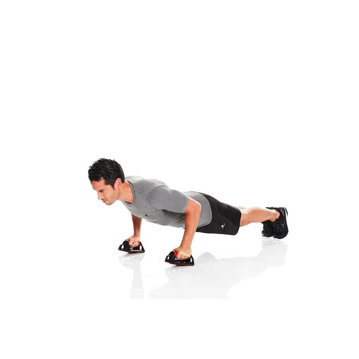Agarraderas para flexiones CrossTraining Push up wheel