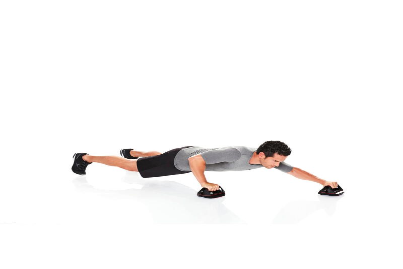 Agarraderas para flexiones CrossTraining Push up wheel