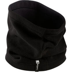 Braga de Cuello Polar de Esquí Wed'ze Firstheat Adulto Negro