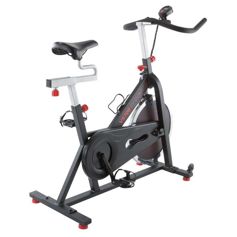 INDOOR CYCLING Fitness - Rower spinningowy VS700 DOMYOS - Fitness
