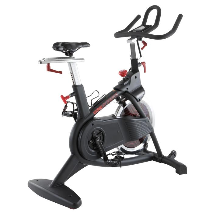 Bici Ciclo Indoor Acero Domyos VS900