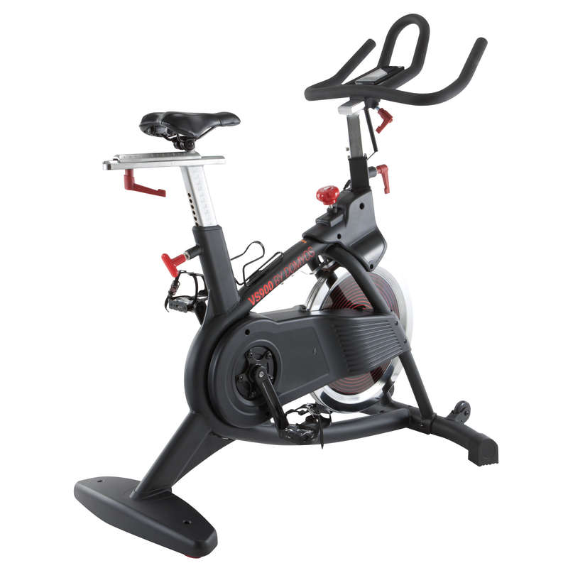 INDOOR CYCLING Fitness - Rower spinningowy VS900 DOMYOS - Fitness