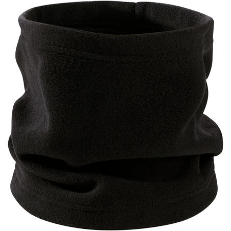 FIRSTHEAT ADULT SKI SCARF - BLACK