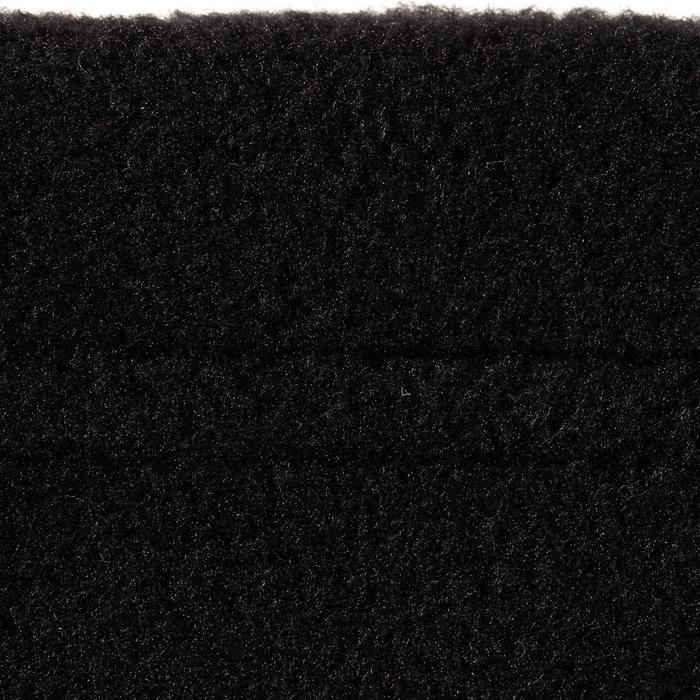 成人滑雪脖圍FIRSTHEAT - 黑色