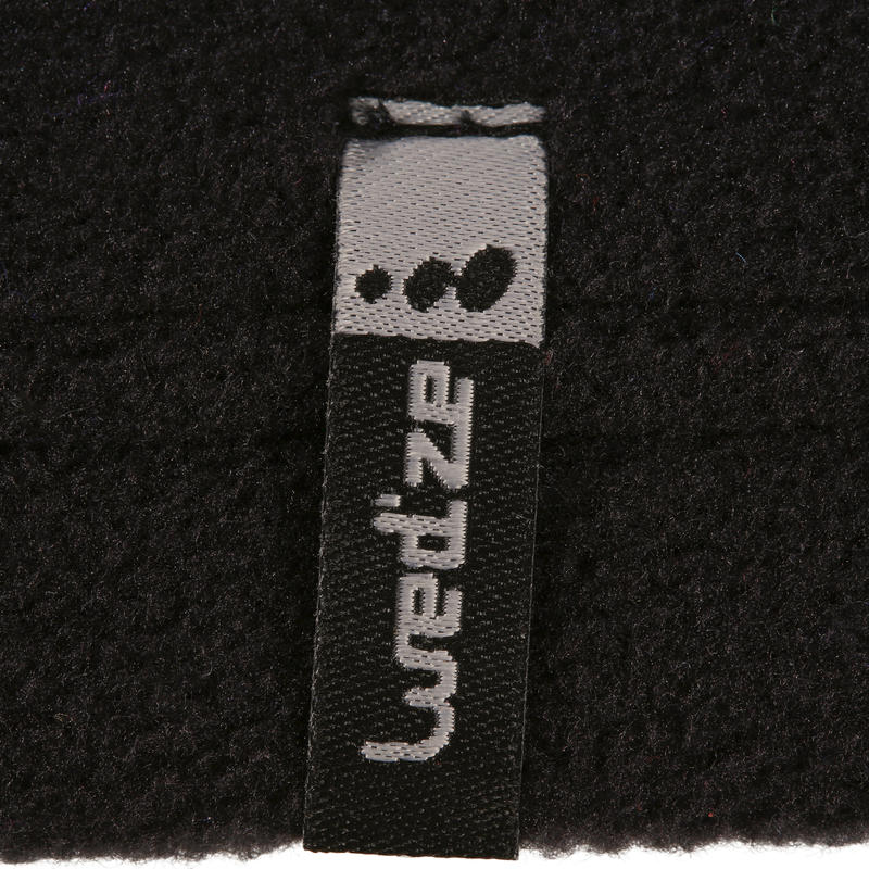 ปลอกคอกันหนาวผู้ใหญ่สำหรับการเล่นสกีรุ่น Firstheat (สีดำ)