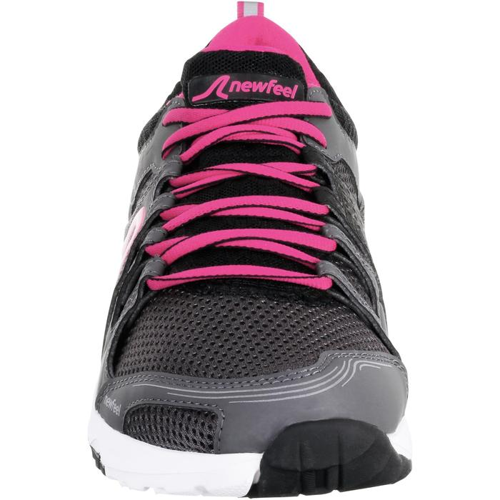 Chaussures marche sportive femme PW 240 gris / rose