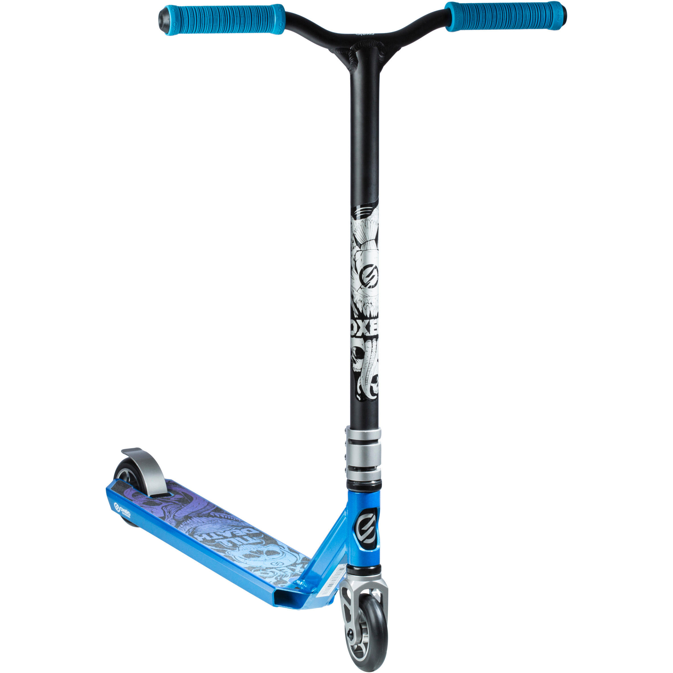 MF1.8 + Scooter - Blue/Grey