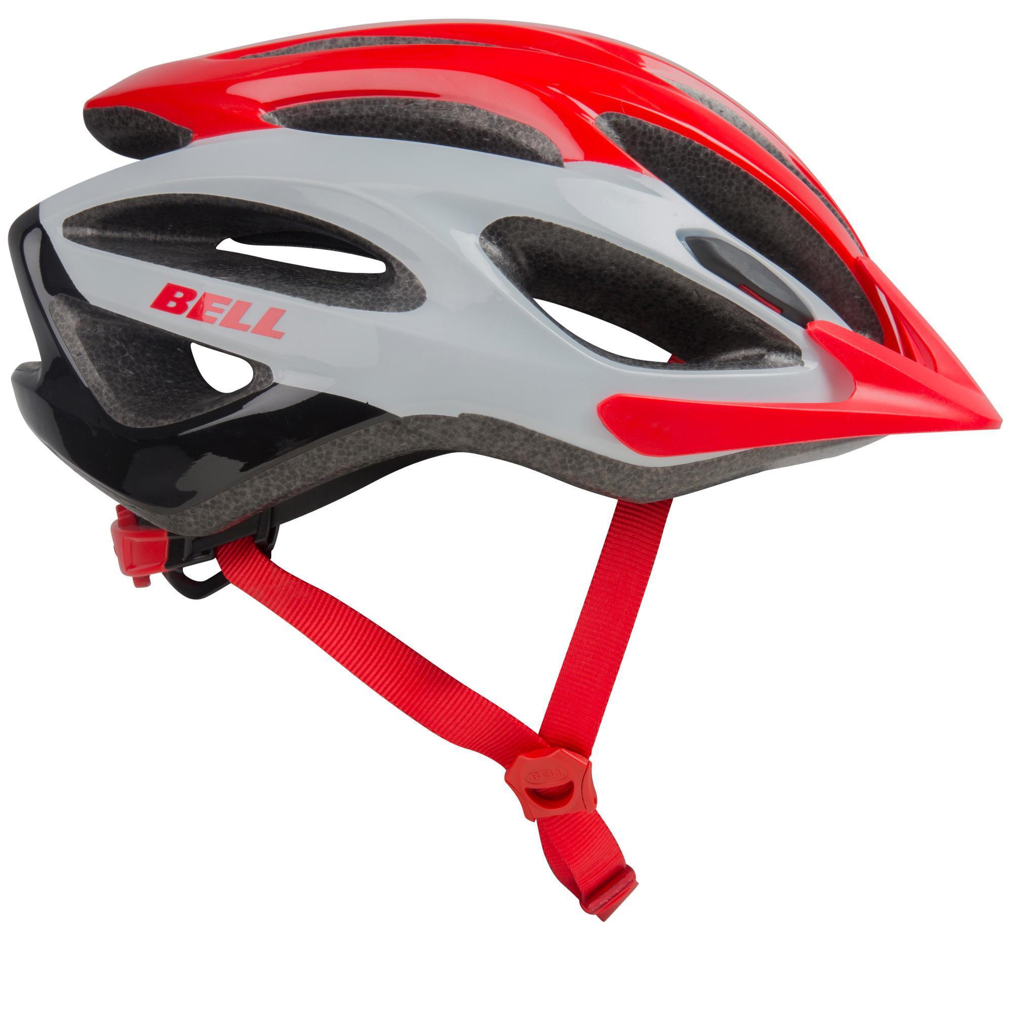 Bell MTB-helm Paradox rood/wit/zwart kopen
