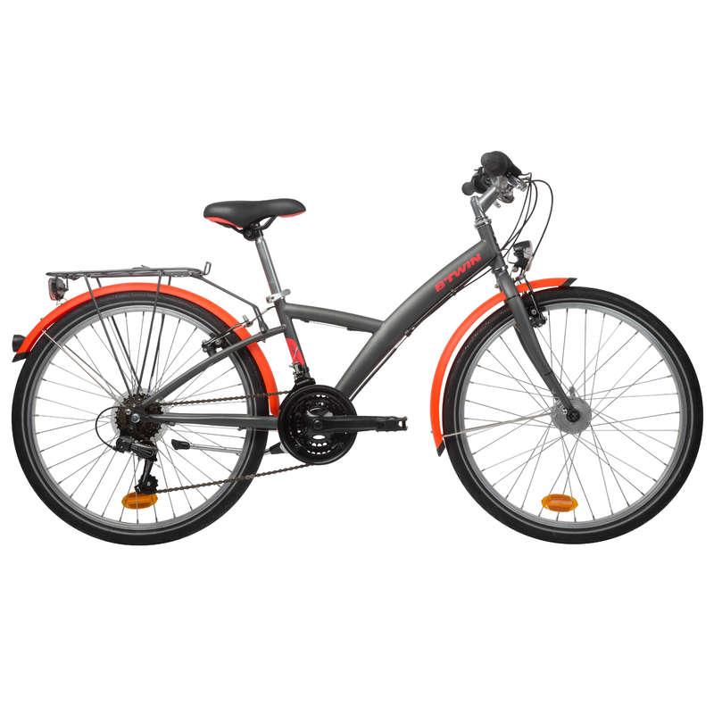 BICI CITTA' BAMBINO 6-12 ANNI Ciclismo, Bici - Bici bambina POPLY 540 24