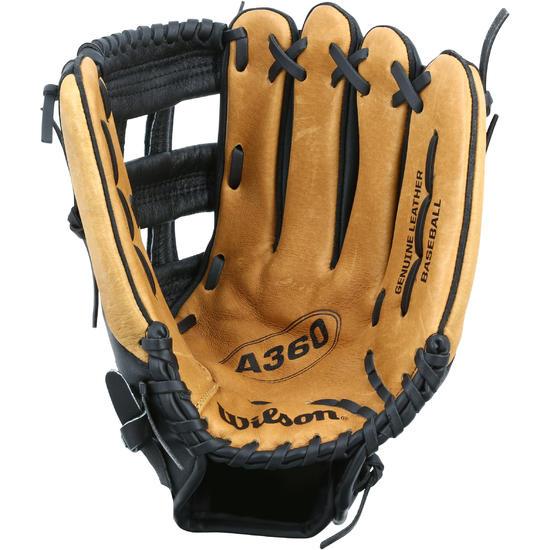 Honkbal handschoen a360 linkerhand volwassenen 12 inch - 1114349