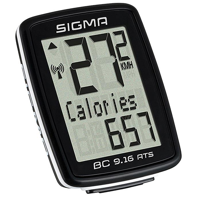 SIGMA Fahrradcomputer BC 9.16 ATS kabellos