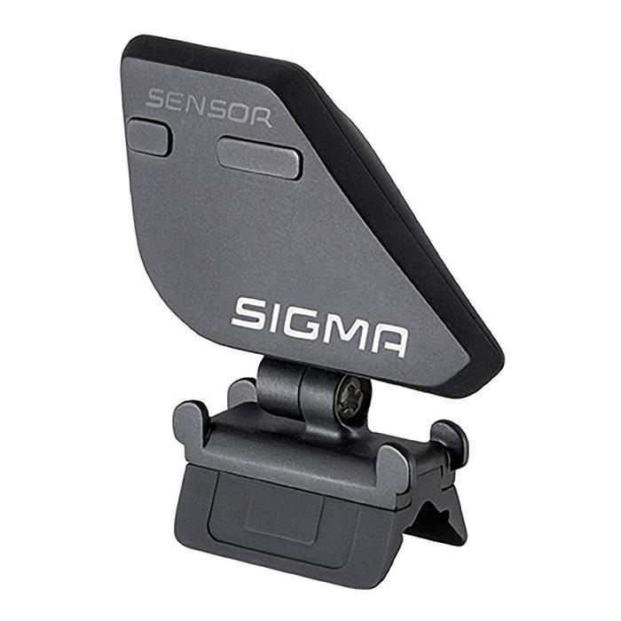 SIGMA Fahrradcomputer BC 14.16 STS/CAD mit Trittfrequenzsensor kabellos