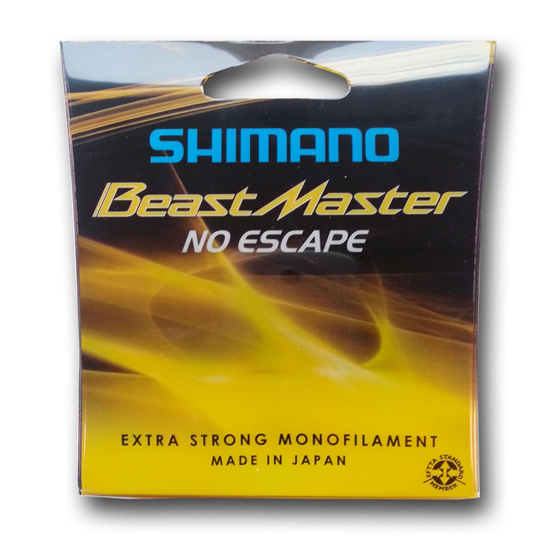 Shimano Vislijn roofvissen Beastmaster 200 m