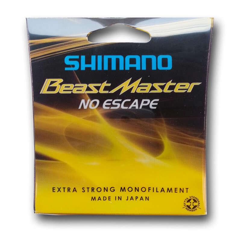 MONOFILAMENT Fishing - BEASTMASTER 200M LINE SHIMANO - Fishing