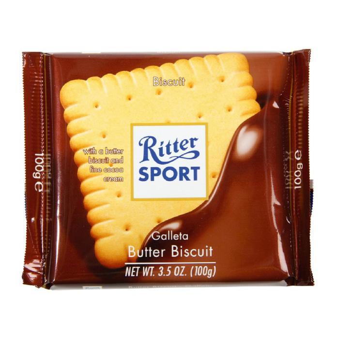 Schokolade Knusperkeks 100 g