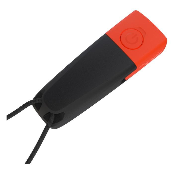 Zaklamp ONbright 50 voor wildkamperen oranje - 10 lumen
