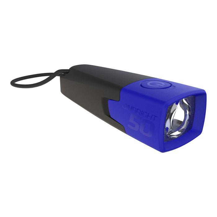 Lampe torche de Bivouac ONBRIGHT 50 noire - 10 lumens - 1114496