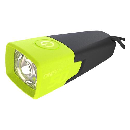 Lampe torche de bivouac à pile - ONBRIGHT 50 Jaune - 10 lumens